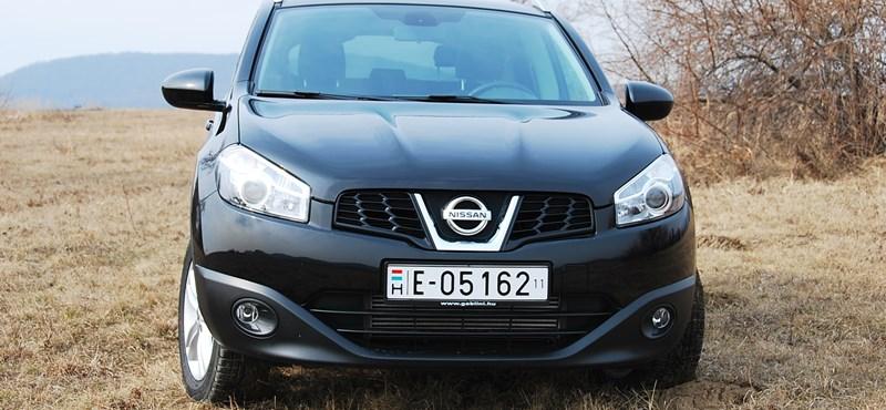 Teszteltük a legjobb Nissant