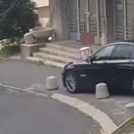 Csúnyán becsapdázták az autóst, aki gyakorlatilag beállt a Kútvölgyi kórház ajtajába