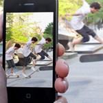 Örökítsünk meg egy mozdulatsort egyetlen fotón, az iPhone-nal!