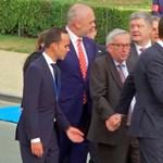 Támogatni kellett a NATO-csúcson Junckert - videó