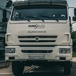 Emlékszik a Kamaz teherautókra? Most visszatérnek Magyarországra, akár 6x6 kivitelben