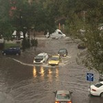 Nyári felhőszakadás: idén is tóvá változott Angyalföld főtere – fotók
