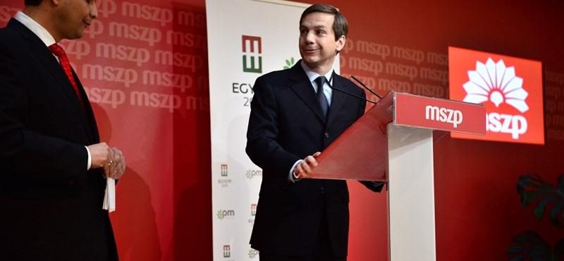 Bajnai engedett: Mesterházy vezeti az MSZP–Együtt-listát