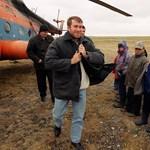 Abramovics akcióban: műholdas telefon a csukcsföldi rénszarvastenyésztőknek