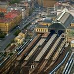 Ausztria felől nem érkeztek vonatok az országba