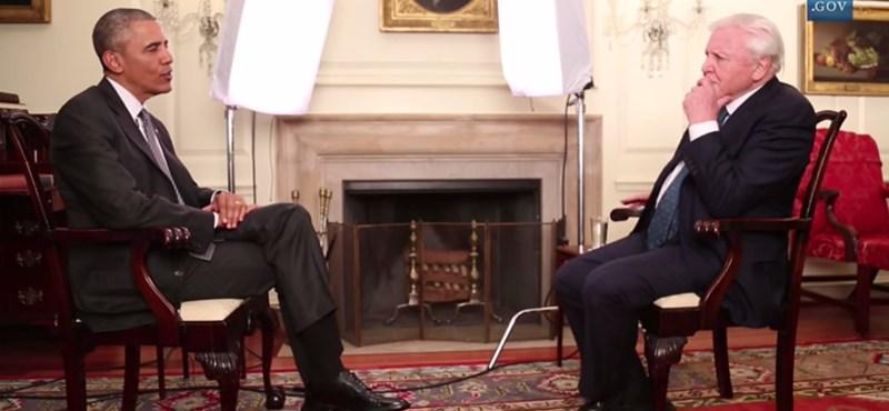 Sir David Attenborough töri össze Orbán álmait?