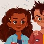 """""""Azt rajzolok, amit akarok, kösz"""" – leoltotta a trollokat a Harry Potter-hősöket rajzoló illusztrátor – fotó"""