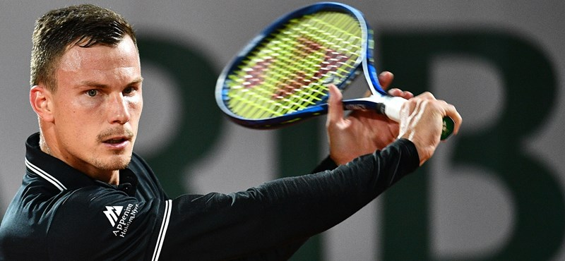 Fucsovics Márton ismét bekerült a világranglista Top50-be