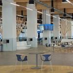 A zuhanó utasforgalom miatt lezárják a ferihegyi 2-es terminál egy részét