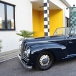 Fotó: Mussolini egyedi autója egy titokzatos magángyűjtőhöz került