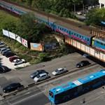 Felsővezeték szakadása miatt sokat késnek a vonatok a Budapest–Cegléd vonalon