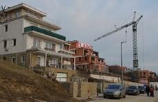 Tőrdöféssel érhet fel a lakásáfa emelése az ingatlanfejlesztők szerint