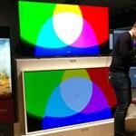 OLED, SUHD, QLED: jönnek az újfajta tévék, a Samsung mostantól négy másik betűre esküszik