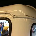 Árulkodó: ott színeződtek el az új metrók, ahol a régieket megette a rozsda