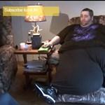 Visszakapta életét a 36 kilós hereduzzanatától megszabadított férfi