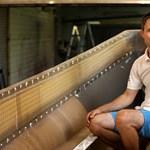 Kétszer nyert Kékszalagot, most világhíres csúcsgépeket álmodik a magyar hajótervező