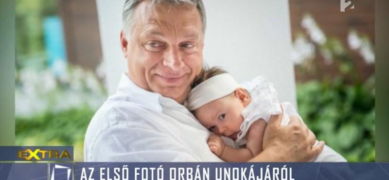 Pörköltet ettek az Orbán-unoka keresztelője után