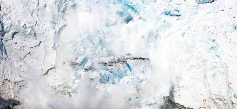 Évente annyi jég olvad el az új-zélandi gleccserekből, ami az egész országnak elég lenne