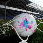 Fotó: Albertnek nevezték el az olimpiai futball-labdát
