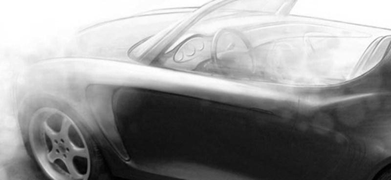 Nem számít a kátyú: lebegve suhanó sportkocsit fejlesztenek az oroszok