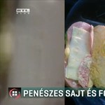 Gusztustalan szendvicsekkel is akarták etetni a határvédő rendőröket
