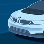 A BMW i5 lehet a Frankfurti Autószalon nagy meglepetése