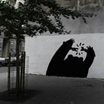 Meghirdettük az (ál)Banksy-versenyet – önnek melyik mű tetszik leginkább? Szavazzon!