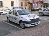 Egy 1971-es, szocialista jogosítvánnyal igazolta magát egy román autós