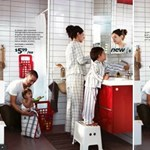 Kiretusálta a nőket az IKEA - fotó