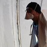 Koronavírus: rendőri jelenlét kell a Szent László Kórházban