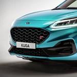 Íme a magyar kéz által rajzolt új Ford Kuga ST