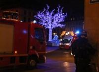 """""""A strasbourgi éttermekben tovább buliztak az emberek"""""""