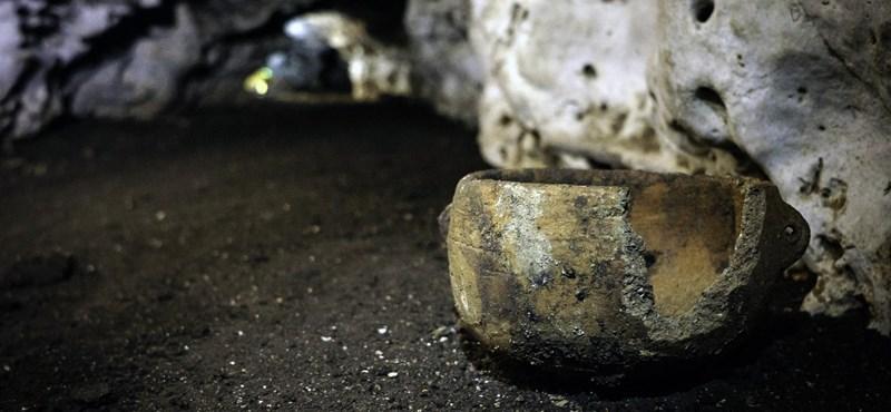 Rejtélyes kéznyomokat találtak egy mexikói barlangban, egy rituáléhoz kötődnek