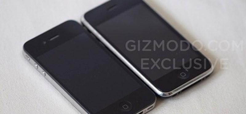 Visszakérte az Apple az elveszett 4G iPhone-t