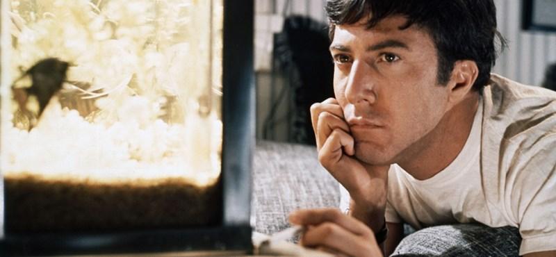 Dustin Hoffman 80 éves, de a lelke, mint a leghamvasabb babapopsi