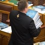 Országgyűlési tudósítás: az oktatás támogatása volt ma terítéken