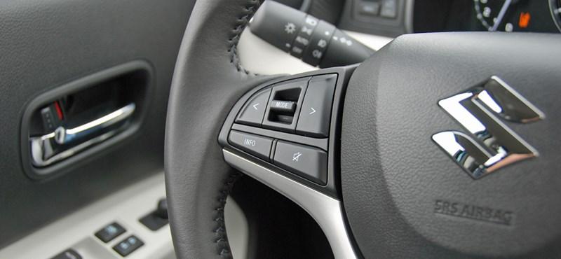 Alakul ez: már a Suzuki is elektromos autókat gyártana