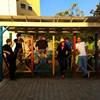 Lebontották a Kétfarkúak pécsi buszmegállóját