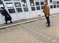 Feltűnő a mozgósítás Győrben, bevethették a listákat