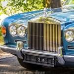 Egy új kisautó árából miénk lehet ez a ráckevei patinás Rolls-Royce