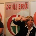 Megkérdezték Morvai Krisztinát, mit szól a Jobbik ÁSZ-bírságához