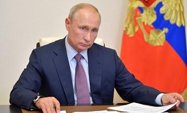 Putyin gratulált Biden győzelméhez