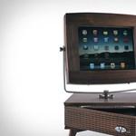 Stílusos iPad tartó az ötvenes évekből?