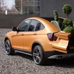 Diákok álmodtak meg egy fura BMW X3 prototípust