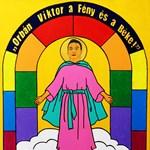 Jézusként ábrázolta Orbánt drMáriás a Biblia új kiadásához
