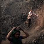 Szénbányászat Indiában – Nagyítás-fotógaléria