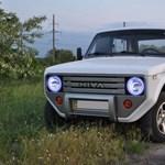 A Lada Niva Fordként is tökéletes