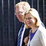 Coming outolt a brit kormány egyik minisztere
