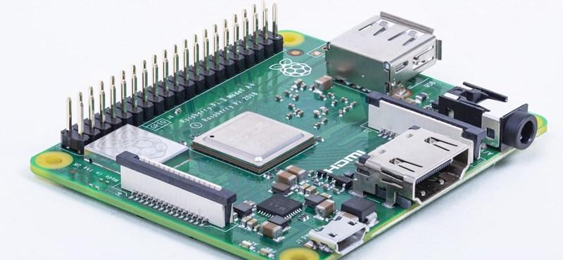 7100 forintba kerül ez a kis számítógép, amivel még programozni is megtanulhat