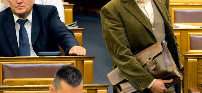 Fideszes különvélemény a parlamentben - ezért szavazott nemmel Bencsik